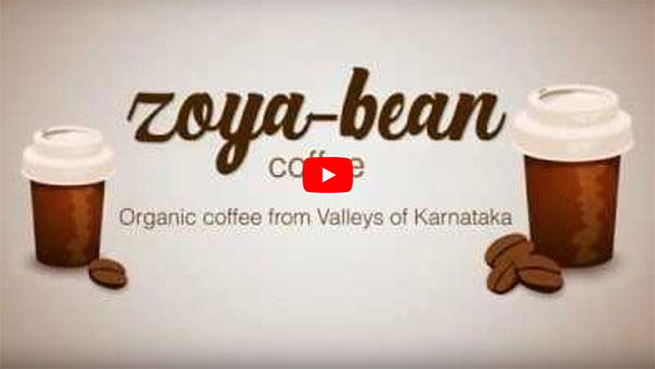 organic coffee from valleys of Karnataka
