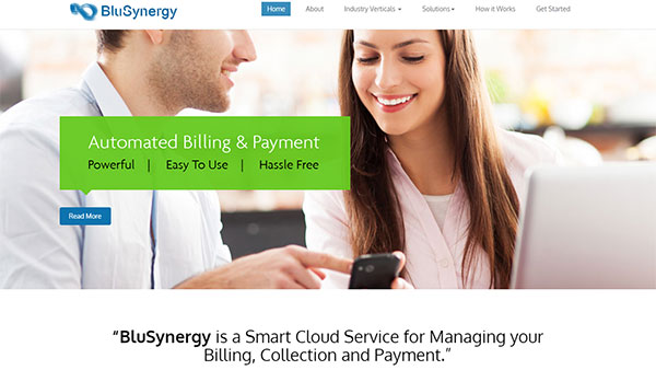 Cloud Service for Managing your Billing, Collection and Payment